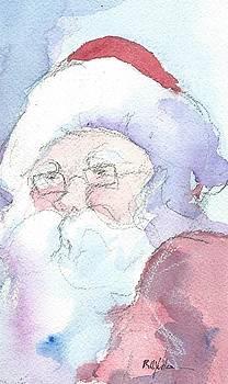 Santa  by Robert Yonke