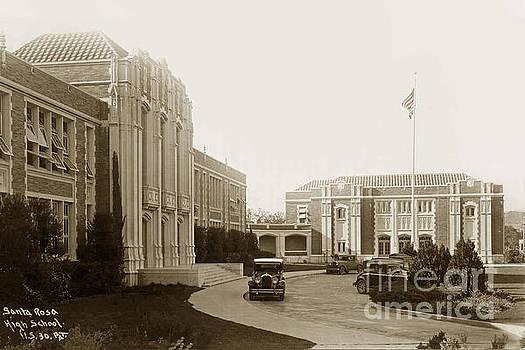 California Views Mr Pat Hathaway Archives - Santa Rosa High School, Sonoma Country Club, Circa 1940