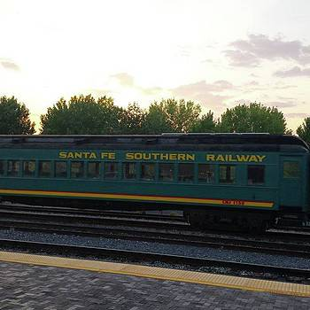 #santafesouthernrailway #santafe by Gayle Faucette Wisbon