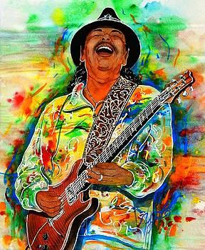 Santana by John YATO