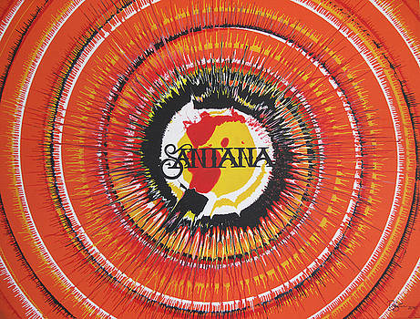 Santana by Lance Bifoss