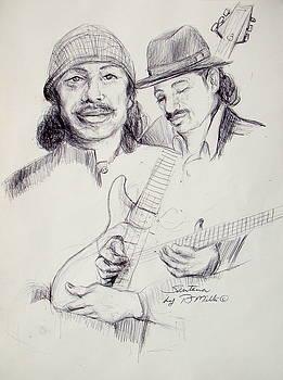 Santana by Patrick Mills