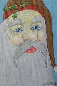 Santa's Boss Elf by Gordon Wendling