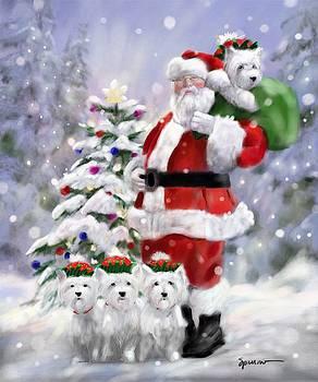 Mary Sparrow - Santa