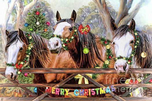Santa's Helpers by Trudi Simmonds