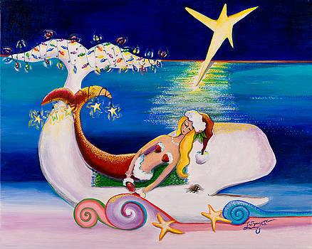 Santa's Rest by Theresa LaBrecque