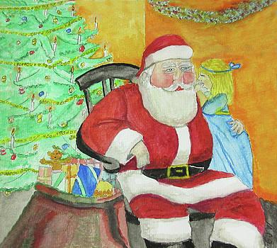 Santas secret by Gordon Wendling