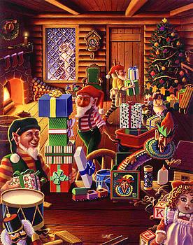 Robin Moline - Santa