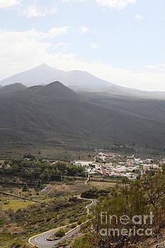 Santiago del Teide by John Chatterley