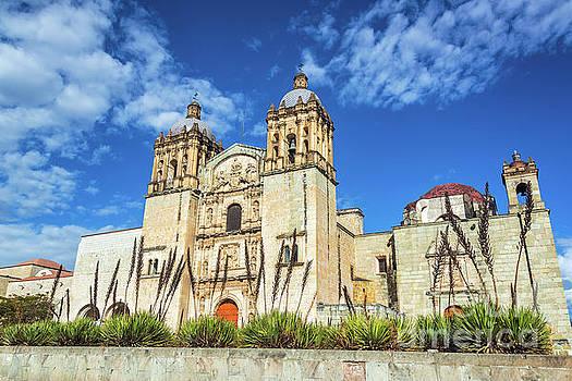 Santo Domingo Church View by Jess Kraft