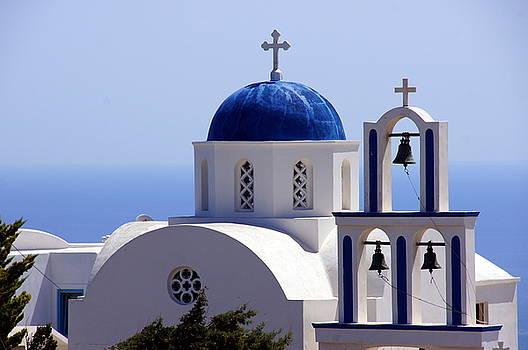 Santorini by Debi Demetrion