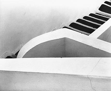 Bernice Williams - Santorini Stairs