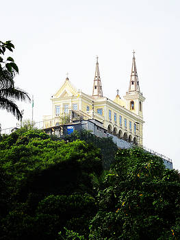 Santuario da Penha by Zinvolle Art