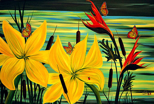 Santuary by Adele Moscaritolo