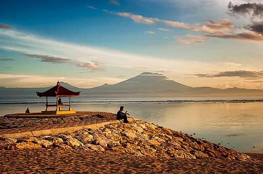Sanur, Bali by Lee Craker