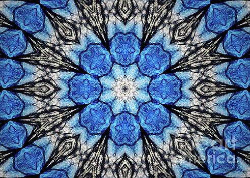 Sapphire Blues 2 by Kimberly Nyce