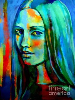 Sapphire by Helena Wierzbicki