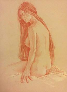Sarah #2 by James  Andrews