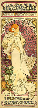 Alphonse Mucha - Sarah Bernhardt