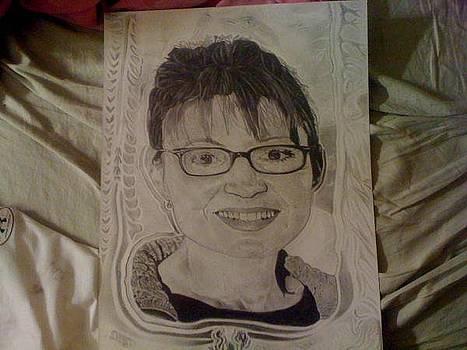 Sarah Palin by Demetrius Washington