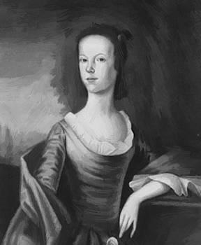 West Benjamin - Sarah Ursula Rose 1756