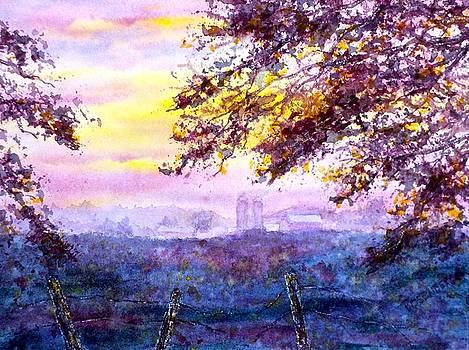 Sarah's Sunrise by Carolyn Rosenberger