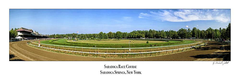 Saratoga Panoramic by Michael Gallitelli