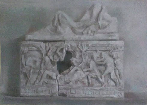 Sarcophagi by Paez ANTONIO