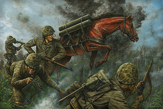 Sergeant Reckless  by Dan Nance