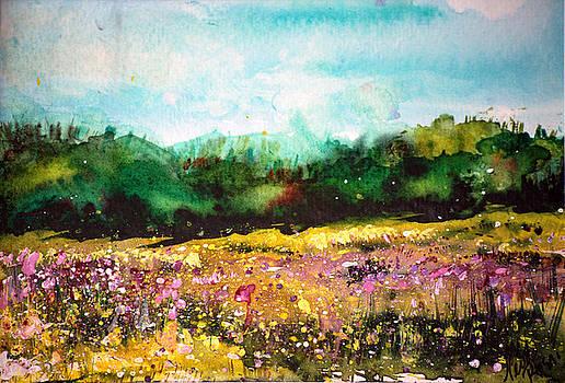Sarita Spring by Neva Rossi