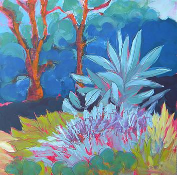 Sarris' Garden 3 by Pam Van Londen