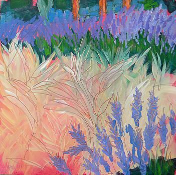 Sarris' Garden 7 by Pam Van Londen