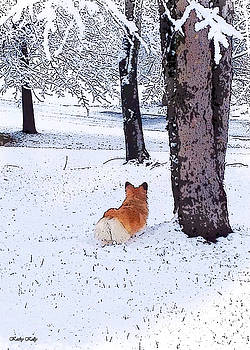 Kathy Kelly - Sasha in the Snow