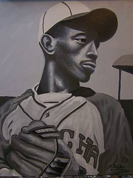 Satchel Paige by Robert E Gebler