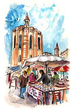 Miki De Goodaboom - Saturday Market In Albi 01