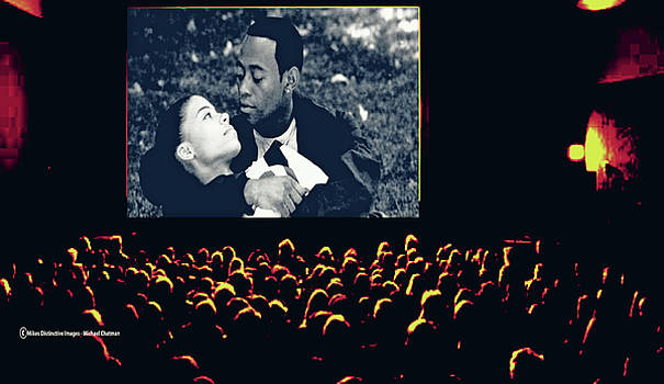 Saturday Night at the Movies by Michael Chatman
