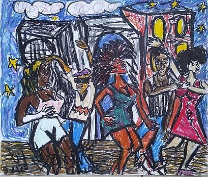Saturday Nite by Dele Akerejah