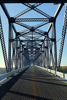 Rosanne Jordan - Illinois Savana Sabula Bridge