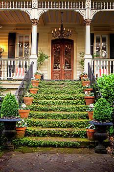Savannah Entrance by Andrew Soundarajan