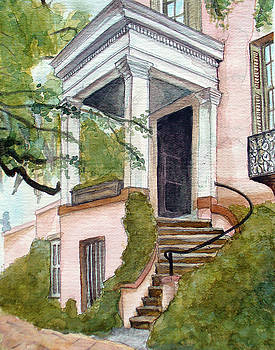 Savannah Square by Rachel Cotton