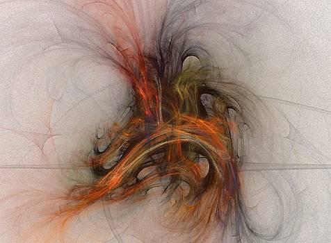 Saving Omega - Fractal Art by NirvanaBlues