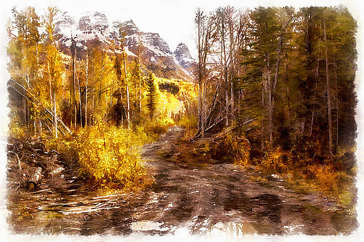 Sawmill Road by Fred Denner