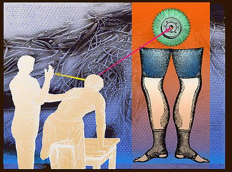 Sawmills Work by Wolfgang - bookwood - Buchholz