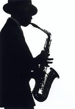 Sax 2 by Tony Cordoza