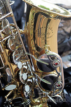 Sax In The City by John S