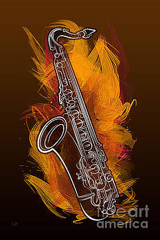 Sax Craze by Peter Awax