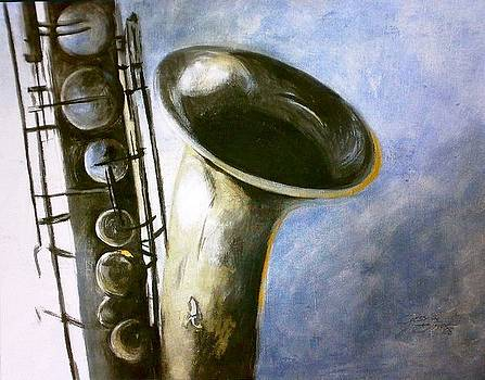 Sax II  by Gessica Tiziani