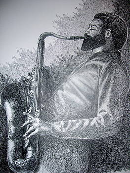 Sax by Otis  Cobb