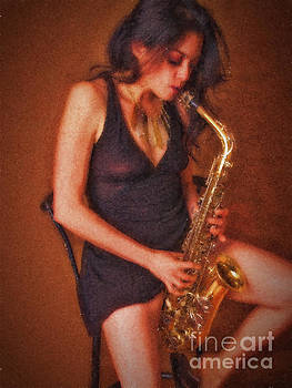 Sax Solo  ... by Chuck Caramella