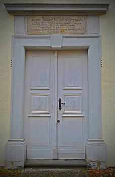 Jost Houk - Saxon Door
